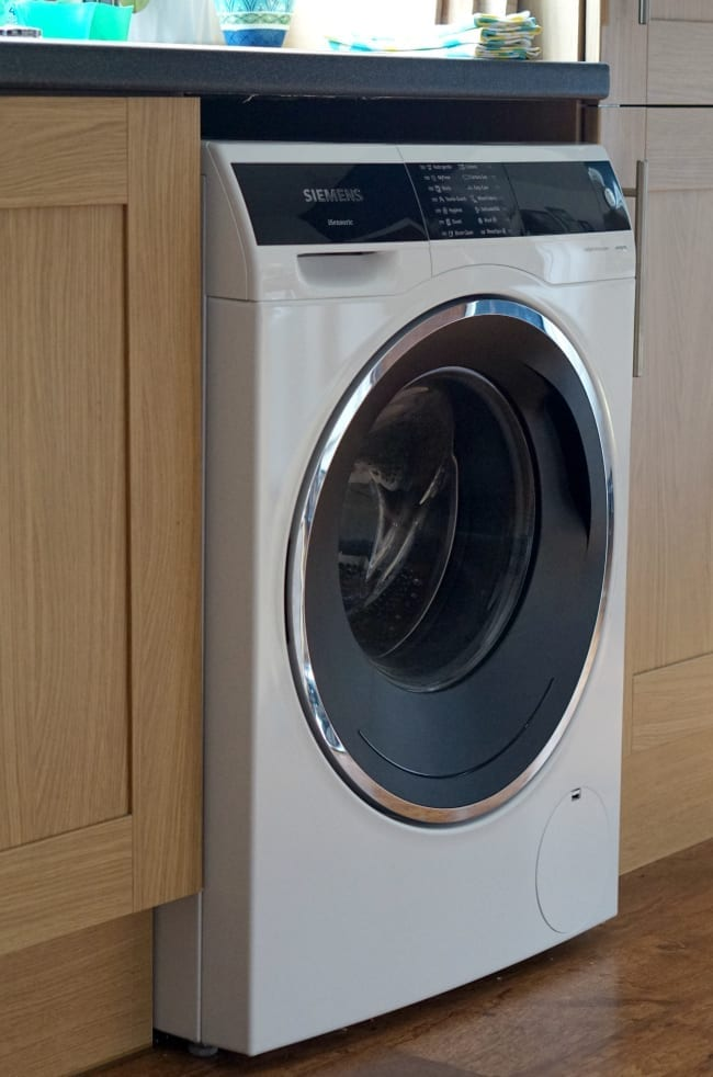 Siemens AvantGarde iSensoric Washing machine review