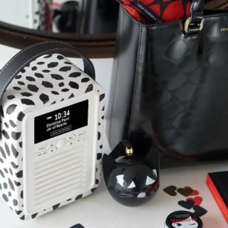 WIN an Exclusive VQ Lulu Guinness DAB Radio