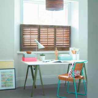 5 Reasons to Use Shutters in your Home Office