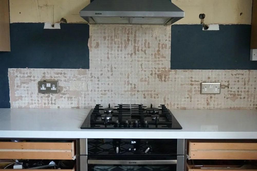 Hexagonal Wall Tiles from British Ceramic Tile: Kitchen Update ...