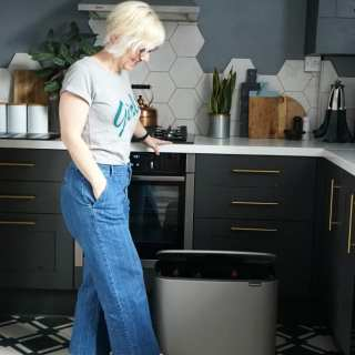 Stylish Recycling with the New Brabantia Bo Pedal Bin