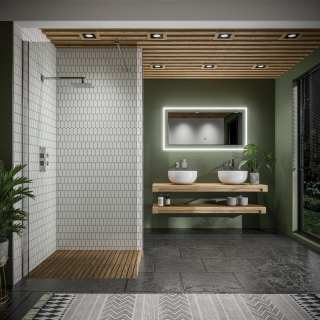 Bathroom Trends for All Shapes and Sizes