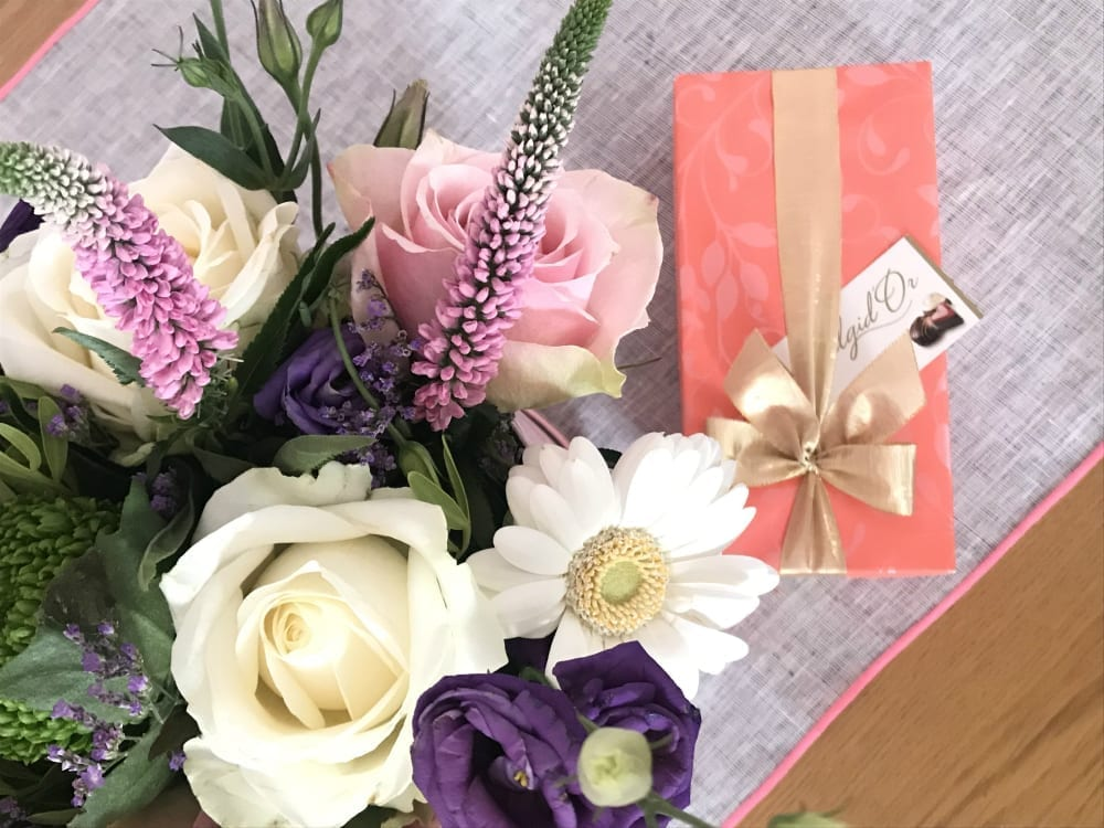 WIN Flowers and Chocolates from Bloom Magic worth £63
