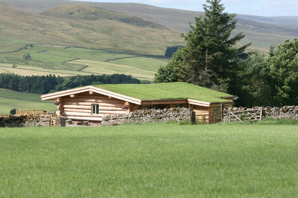 Mount Hooley lodge in Cumbria