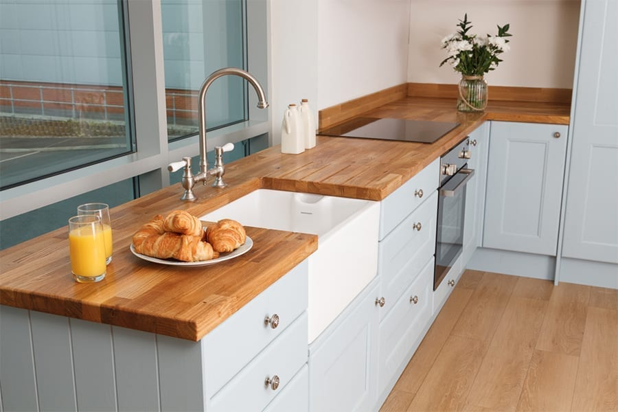 Image result for wood kitchen worktop