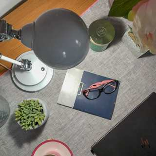 WIN an Ottlite Wellness Desk Lamp worth £90