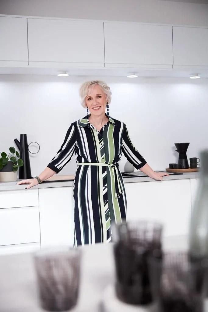 Modern Monochrome, kitchen trends 2019