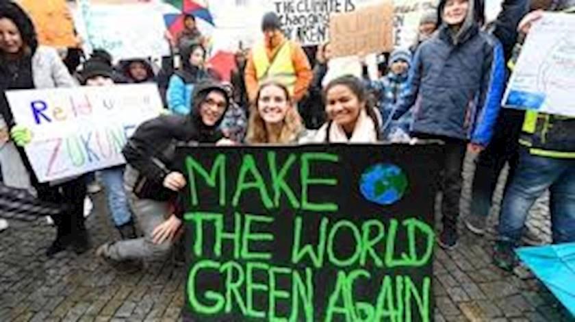 """Учениците на Ловеч се включват в кампанията ,,Петъци за бъдеще"""" на 22 април – Ден на Земята"""