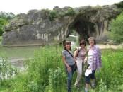 Скалния мост край с.Ъглен