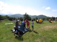 15. палатков лагер
