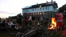 38. лагерния огън