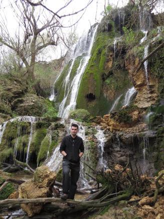 13. на Водопад Зелената стена край Крушуна