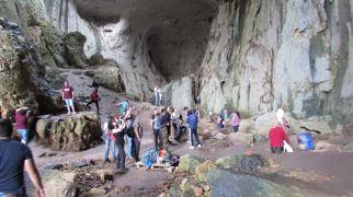 11 пещера Проходна