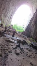 14 пещера Проходна