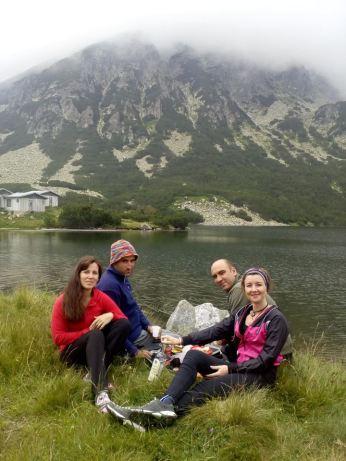 11 на езеро Грънчар