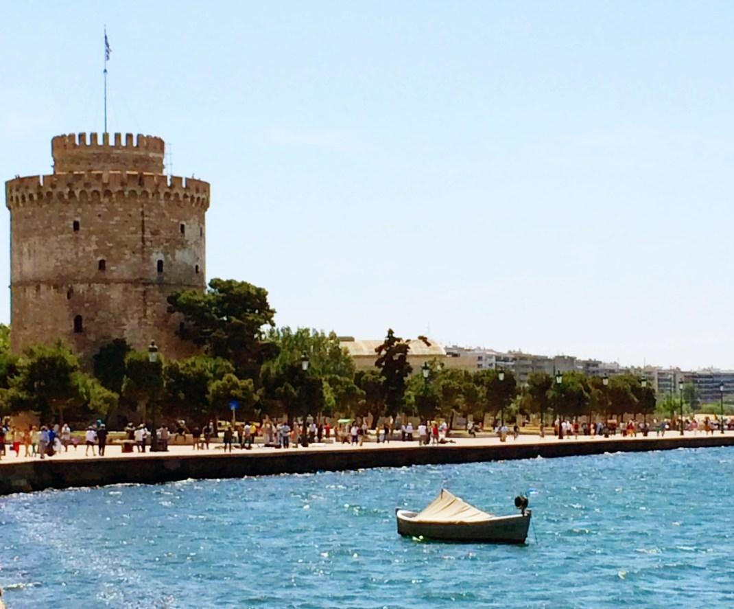 Witte toren Thessaloniki