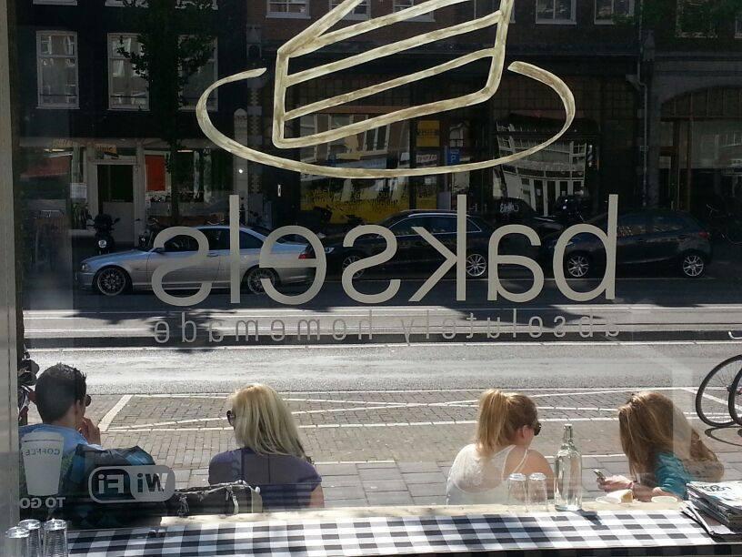 Baksels Homemade Taarten Amsterdam