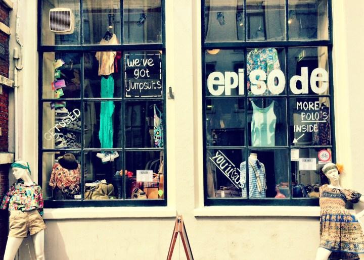 Episode Vintage store