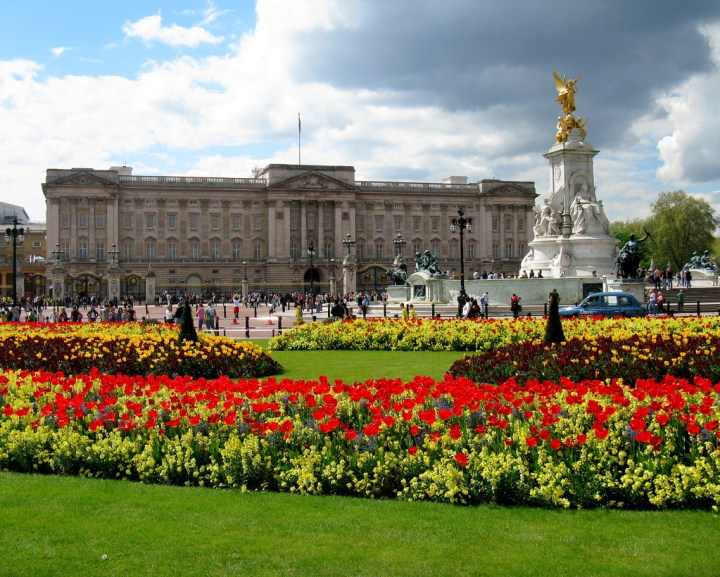 Wijken Londen - Westminster