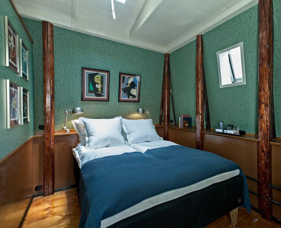 Kleinste hotel ter wereld - Kopenhagen