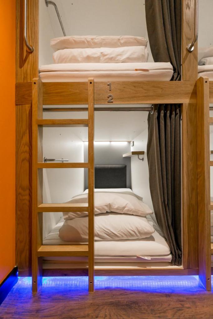 the CODE Hostel Edinburgh