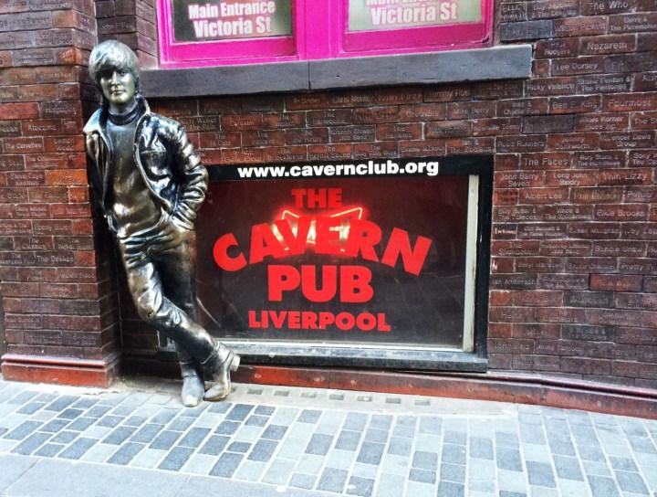 Cavern Quarter Liverpool