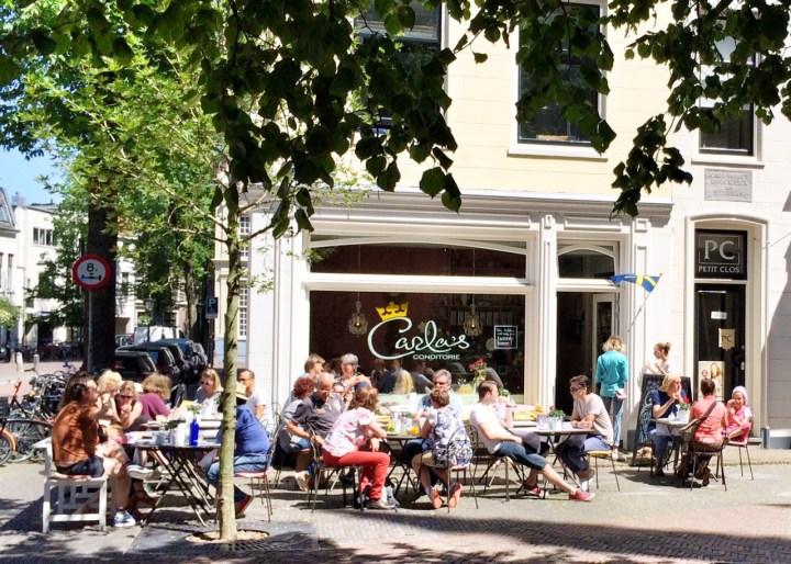 koffie lunch Utrecht