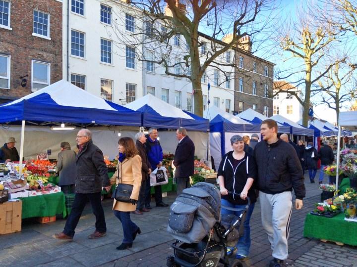 Shambles Market York
