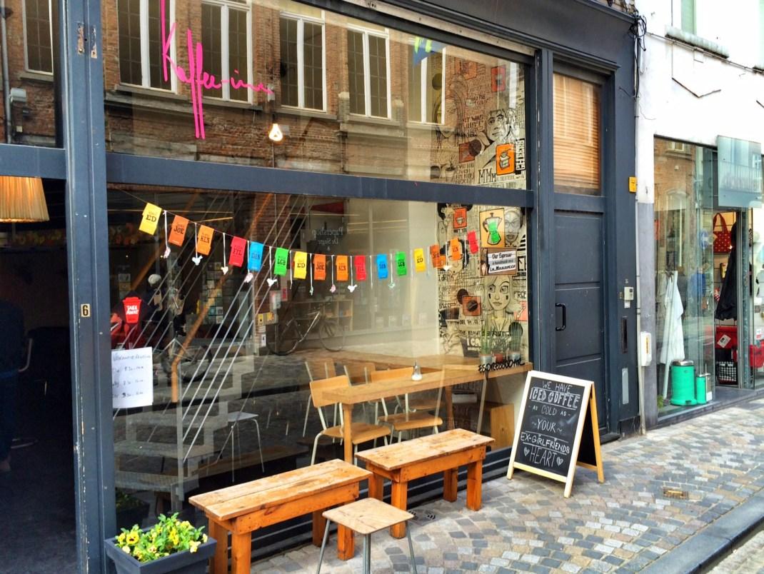 Kaffee-Ine Koffiebar Mechelen