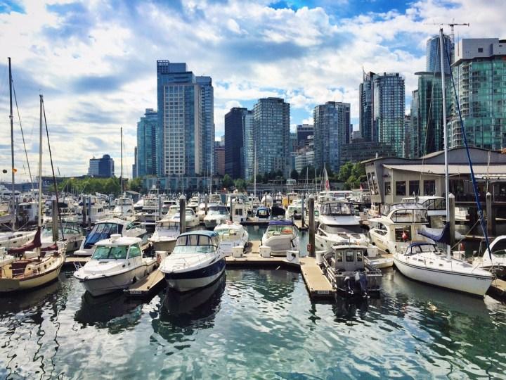 Wijken Vancouver