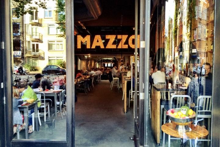 Mazzo: Italiaans restaurant Jordaan Amsterdam