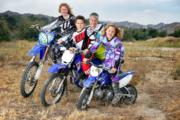 Theresa and Kristi with Erik and Danika