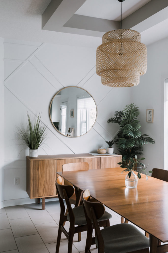 Stunning Diy Wood Accent Wall Love Create Celebrate