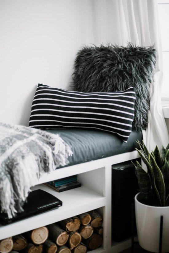 diy lumbar pillow by love create celebrate