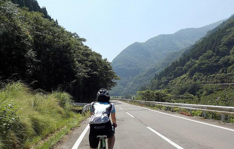 ロードバイクサイクリング