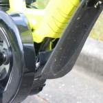 便利な自転車の後付けの泥除け 簡易的な泥除け