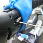 ロードバイクのシフトワイヤーが切れた 前兆があった