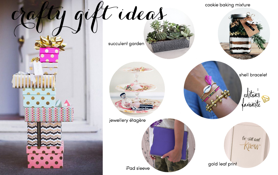 Christmas Gift Guide: Do It Yourself