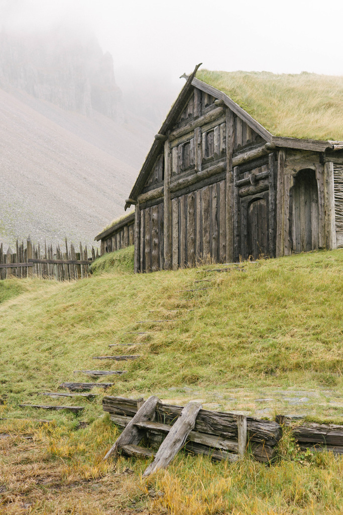 iceland ring road viking village