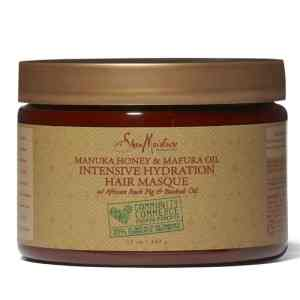 Curly girl approved shea moisture products