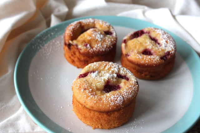 Mini Raspberry Ricotta Cakes7