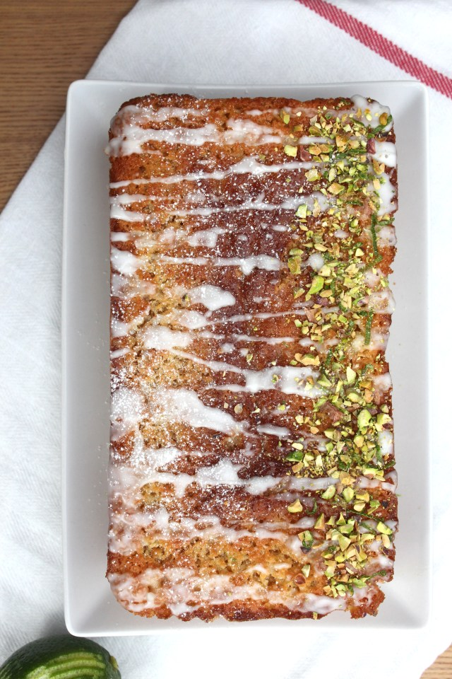 Lime-coconut-loaf