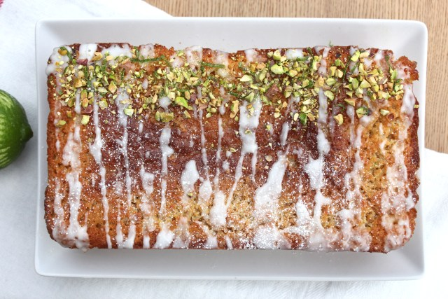 Lime coconut loaf5