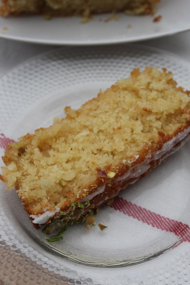 Lime coconut loaf8