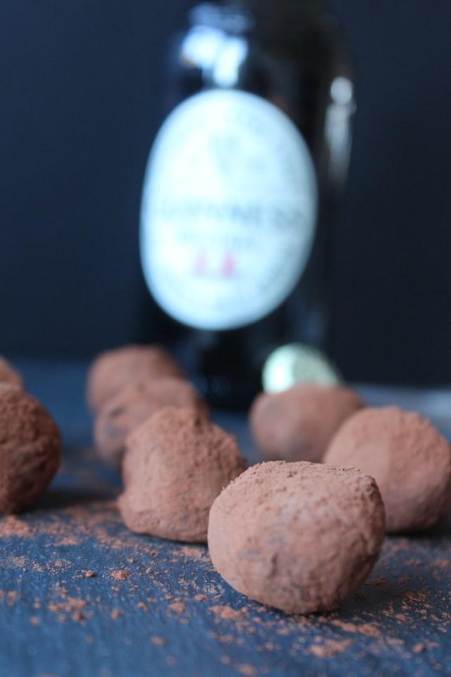 Guinness truffles2