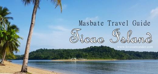 Masbate ticao island