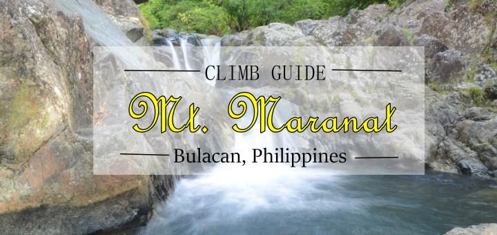 Mt Maranat Climb Guide
