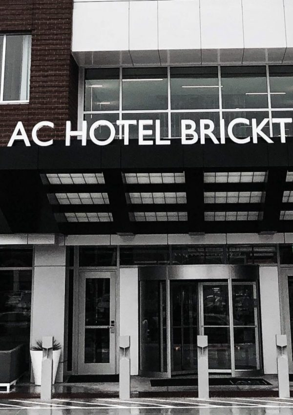 A WEEKEND AT THE AC HOTEL IN OKC