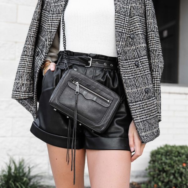 TRENDS YOU CAN TOTALLY PULL OFF: FAUX LEATHER