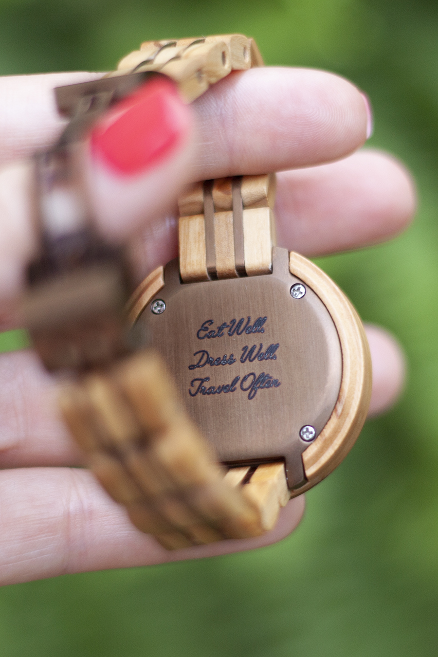 unique wooden watch perfect gift